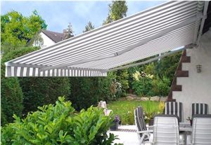 A Patio Awning