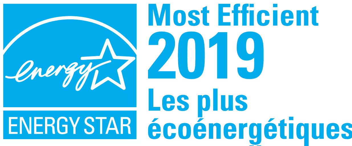 Energy Star Canada 2019 Most Efficient